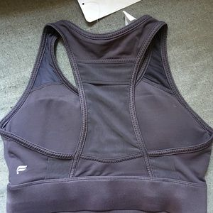 NEW Fabletics sports bra with cellphone